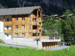 Ferienhaus zum Chrachu / Wohnung West