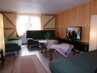 Vacation Apartment in Koblenz - 1668 sqft, spacious, parking and satellite TV available (# 1481)