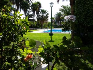 Apartment with pool in Marbella