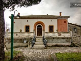 Splendida villa ad Andretta, Calitri