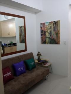 Sofabed @livingroom