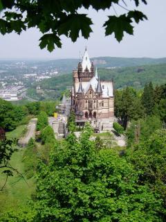 Drachenburg bei Königswinter