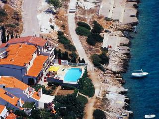 Villa Marija- pool and the best view on  Adriatic