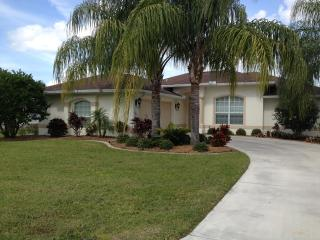 Beautiful 3 bedroom home in Southwest Florida, Port Charlotte