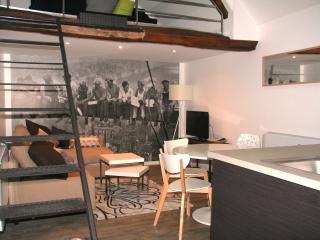Duplex moderne tout confort entre Bayeux et la mer