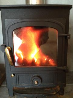 Wood Burner For Those Cosy Nights In