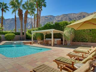 Incredible views from classic Palm Springs Estate!