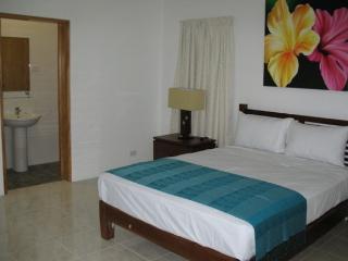 ensuited bedroom