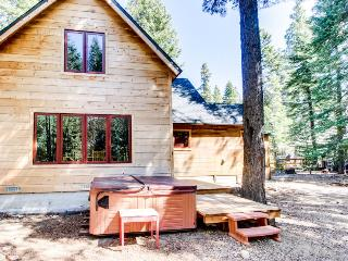 Cottage with private hot tub, close ski and lake access!, Homewood