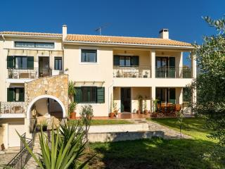 Koxyli apartments-ground floor apartment,for 2-6,pool-garden-parking