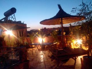 Riad bianca Bahia, Marrakech