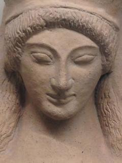 Etruscan lady