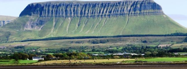 Benbulben viewed from Streedagh