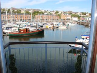 Holiday apartment on Milford Haven Marina