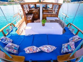 Blue Cruise in Kas- Kekova