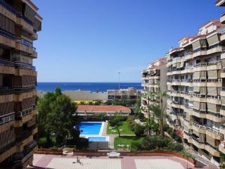 Nice 2 bedrooms apartment with front ocean view, Los Cristianos
