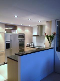 Well Appointed Kitchen with Miele appliances