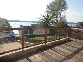 Maison vue sur le port 9 personnes, St Suliac