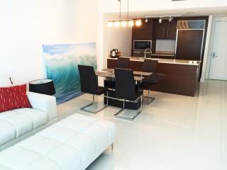 Icon Brickell 1 Bed Apartment + Brand New BMW 528, Miami
