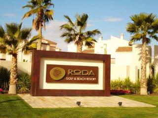 Groundfloor apartment in Roda Golf Resort, San Javier