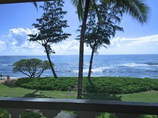 Kauai Oceanfront Top Floor Studio Paradise, Kapaa
