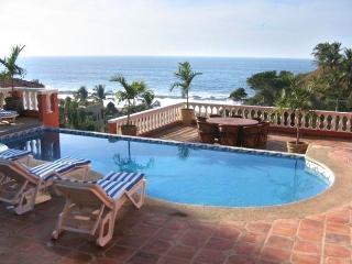 Villa en El Paraiso Ocean View Villa, San Pancho