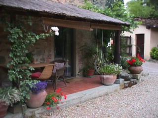 Molino le Gualchiere - Apt Stanzina 2 bedrooms, Loro Ciuffenna