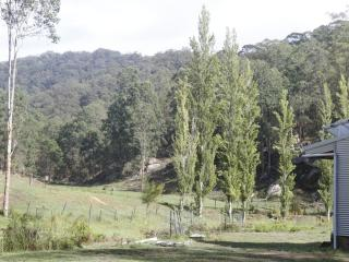Knights Ridge secluded eco retreat, Wollombi