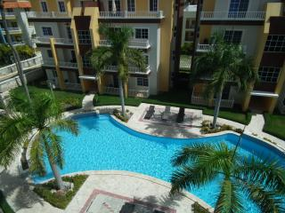 Beautiful Bavaro 2 Story Penthouse Walk to Beach!