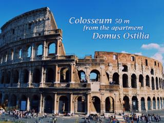 Domus Ostilia Colosseum, Roma