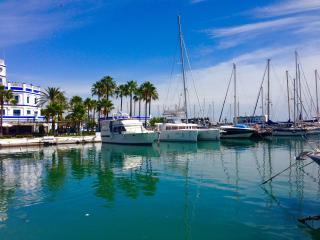 Estepona harbour