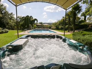Provençal Mas 3ha 5* heated pool spa 8 suites cond, Bonnieux