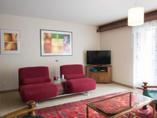Blomattu 2 - spacious apartment in prime location, Saas-Fee