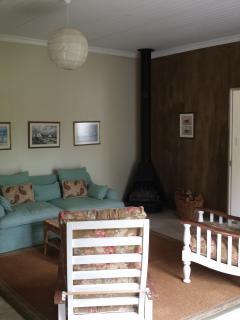 Willow Cottage interior
