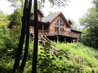 Lakefront Cabin, Sleeps14 (5Bed,3BA,2hr from NYC), Livingston Manor