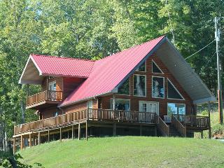 Yatesville Lake Premium Vacation Cabin Rental, Louisa