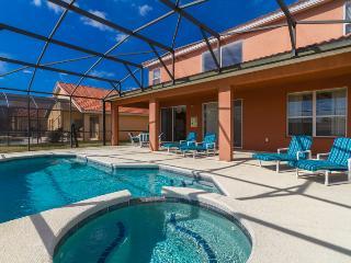 Solana 6 Bedroom Pool Villa, 4 Masters,Near Disney