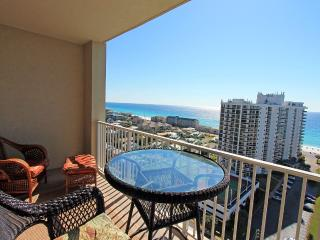 Ariel Dunes I 1605-AVAIL8/13-8/20 $1204 -RealJOY Fun Pass- GulfViews, Miramar Beach