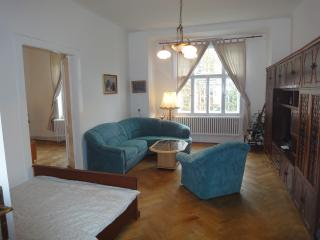 M3 Apartment large 3BR great location near center, Prague