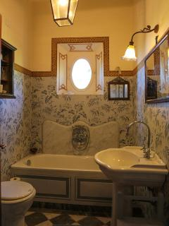 Il Villino: bathroom