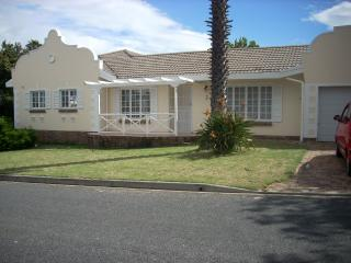 Cape Dutch house with swimming pool