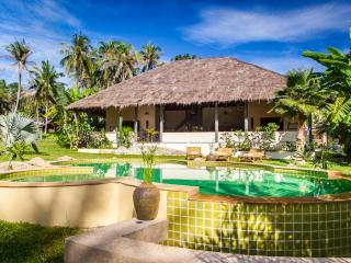Baan Thamarchat 10 guests tropical villa, Ko Phangan