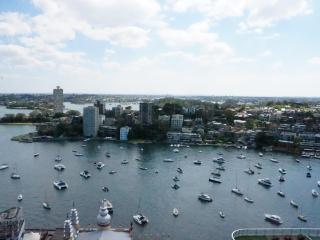 2 bedroom luxury apartment with waterviews, Milsons Point