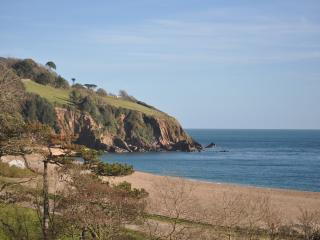 Stunning sea view in Stoke Fleming near Dartmouth