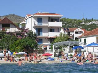 Trogir holiday Apartment by the sea, Marina