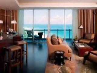 Ritz Carlton Hotel Bal Harbour One bedroom Suite