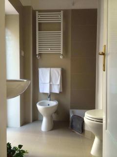 La stanza da bagno - Bathroom