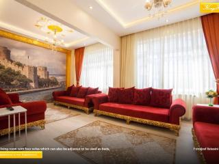 3.Luxury 4 bedroom 120sqm flat in central Istanbul