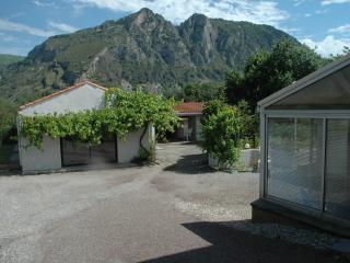 gîte la treille Banat-Tarascon-sur-Ariège, Foix