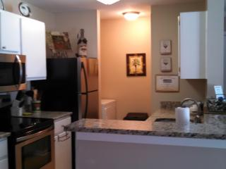 Newly furnished Kitchen w/laundry room